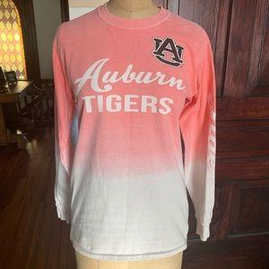 Auburn Football Tigers T-shirt Small EUC